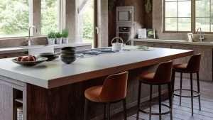 Blat bucătărie compozit quartz ROCAS
